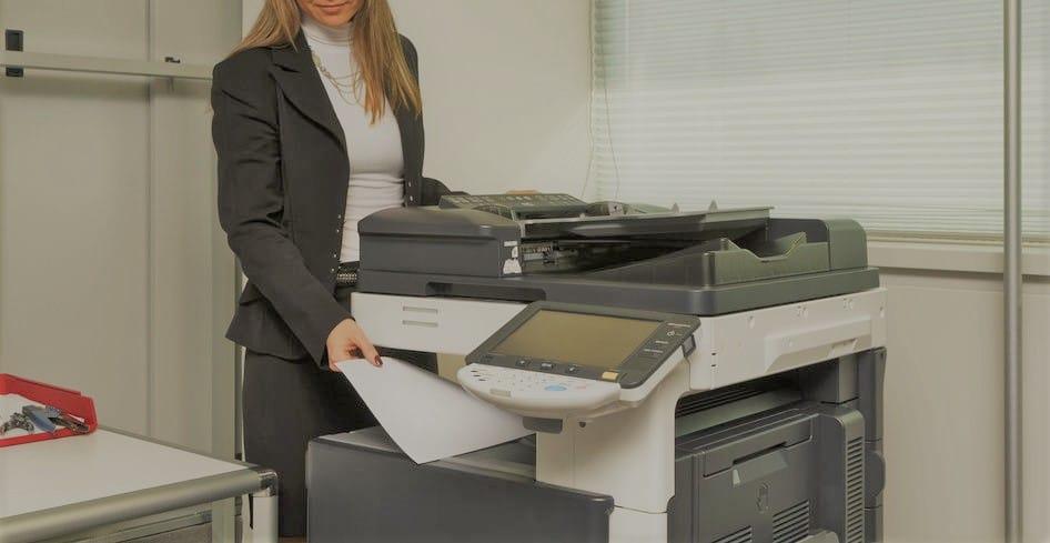 rent copy machine