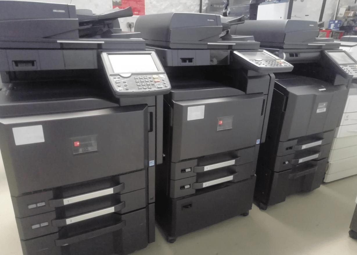 rent office equipment