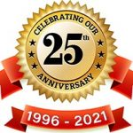 Carolina Business Technologies - 25th Anniversary 1996-2021