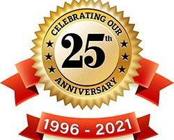 25 year anniversiary